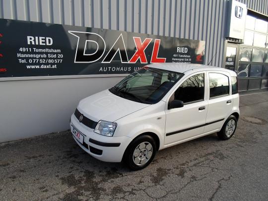 Fiat Panda 1,1 ECO City bei Daxl – Autohaus und Zweirad in Oberösterreich in Ihre Fahrzeugfamilie