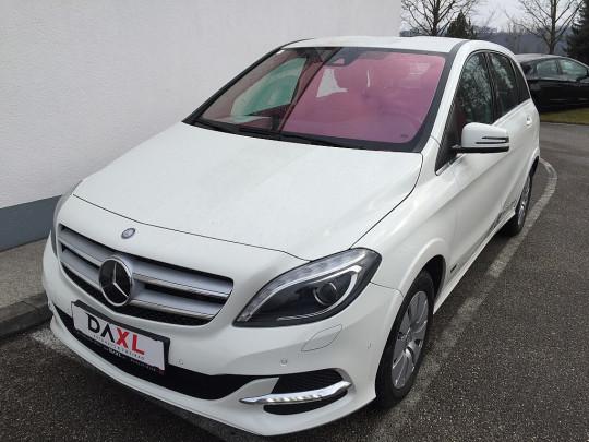 Mercedes-Benz B-Klasse Electric Drive A-Edition Plus (mit Batterie) bei Daxl – Autohaus und Zweirad in Oberösterreich in Ihre Fahrzeugfamilie