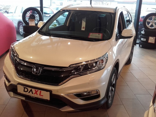 Honda CR-V 1,6i-DTEC Lifestyle 4WD Aut. bei Daxl – Autohaus und Zweirad in Oberösterreich in Ihre Fahrzeugfamilie