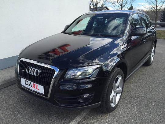 Audi Q5 3,0 TDI quattro DPF S-tronic bei Daxl – Autohaus und Zweirad in Oberösterreich in Ihre Fahrzeugfamilie