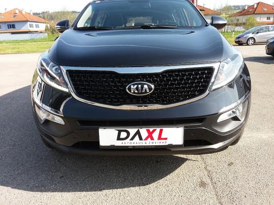 KIA Sportage Platin 2,0 CRDi AWD Aut. bei Daxl – Autohaus und Zweirad in Oberösterreich in Ihre Fahrzeugfamilie