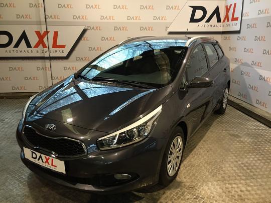 """KIA cee""""d SW 1,4 MPI CVVT Cool bei Daxl – Autohaus und Zweirad in Oberösterreich in Ihre Fahrzeugfamilie"""