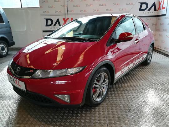 Honda Civic 2,2 i-CTDi Sport DPF bei Daxl – Autohaus und Zweirad in Oberösterreich in Ihre Fahrzeugfamilie