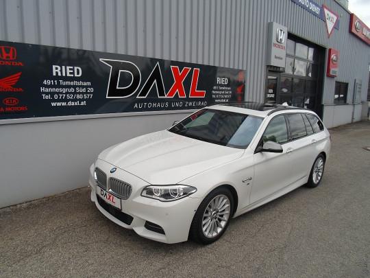 BMW M550d xDrive Österreich-Paket Touring Aut. bei Daxl – Autohaus und Zweirad in Oberösterreich in Ihre Fahrzeugfamilie