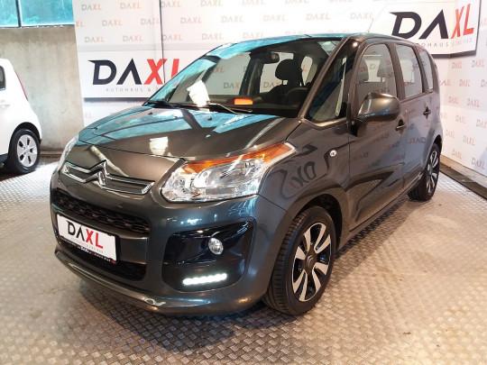 Citroën C3 Picasso BlueHDi 100 manuell Seduction bei Daxl – Autohaus und Zweirad in Oberösterreich in Ihre Fahrzeugfamilie