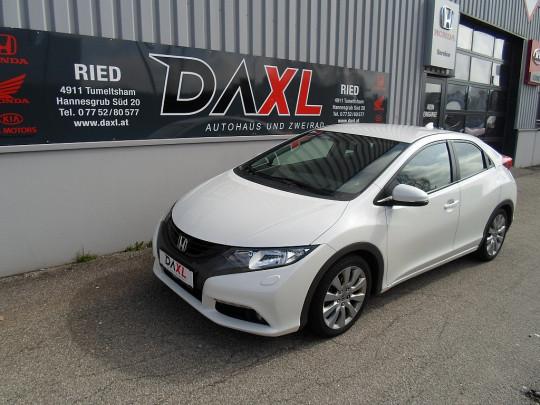 Honda Civic 1,6i-CTDi Sport bei BM || DAXL in