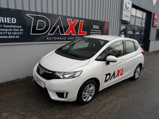 Honda Jazz 1,3i-VTEC Comfort Navi, Sitzheizung bei BM || DAXL in