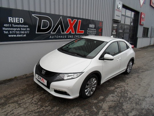 Honda Civic 2,2i-CTDi Sport DPF bei BM || DAXL in