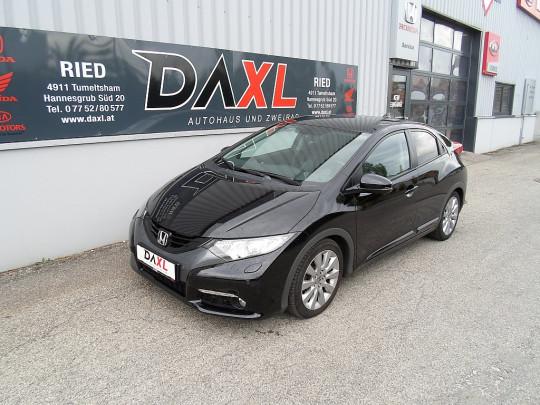Honda Civic 2,2i-CTDi Executive DPF bei BM || DAXL in