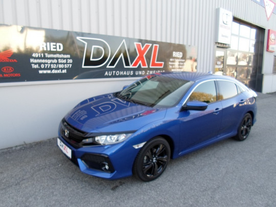 Honda Civic 1,0 VTEC Turbo Elegance bei BM || DAXL in