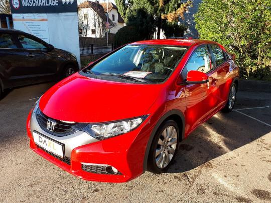 Honda Civic 1,4-VTEC Sport bei BM || DAXL in