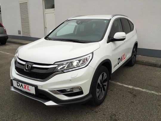 Honda CR-V 1,6i-DTEC Lifestyle 4WD bei BM || DAXL in
