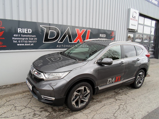 Honda CR-V 1,5 VTEC Turbo Executive CVT Aut. bei BM || DAXL in