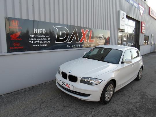 BMW 116d Österreich-Paket bei BM || DAXL in