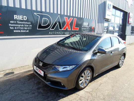 Honda Civic 2,2i-CTDi Sport/ Navi DPF bei BM || DAXL in