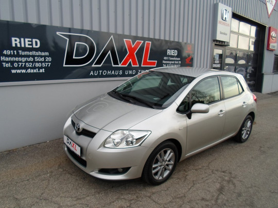 Toyota Auris 1,4 D-4D 90 DPF High bei BM || DAXL in