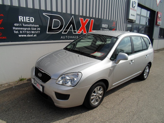 KIA Carens 1,6 CRDi VGT Cool DPF bei BM || DAXL in