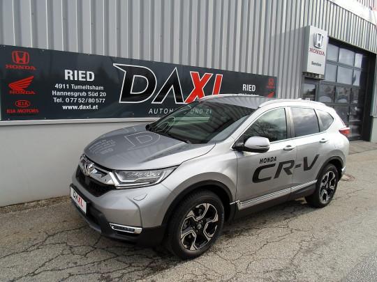 Honda CR-V 1,5 VTEC Turbo  7 Sitzer Lifestyle Aut. bei BM || DAXL in
