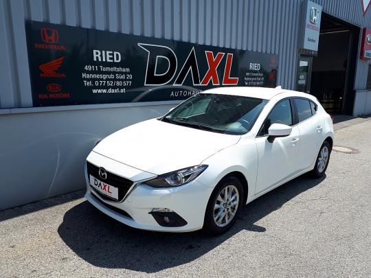 Mazda Mazda 3 Sport G120 Attraction bei BM || DAXL in