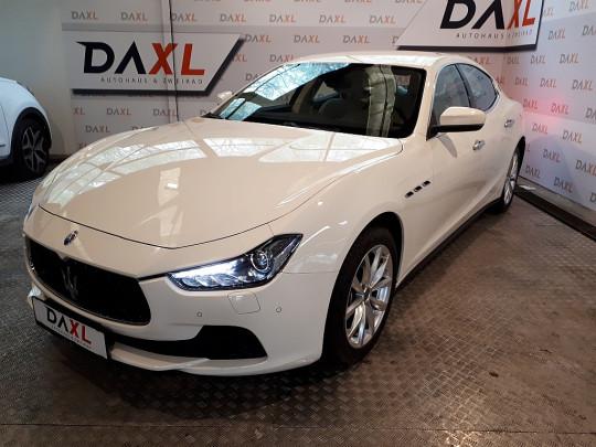Maserati Ghibli Diesel bei BM || DAXL in