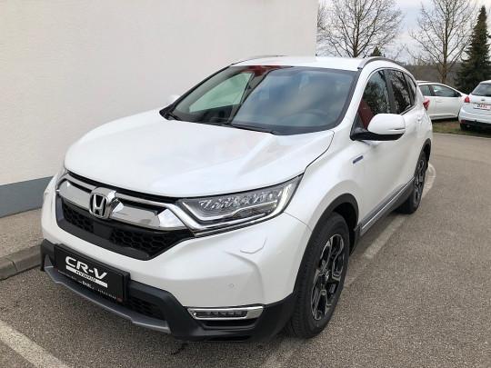 Honda CR-V 2,0 i-MMD Hybrid Lifestyle Aut. bei BM || DAXL in