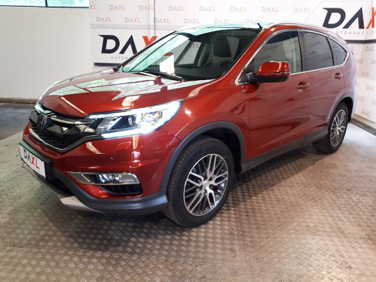 Honda CR-V 1,6i-DTEC Executive 4WD Aut. bei BM || DAXL in