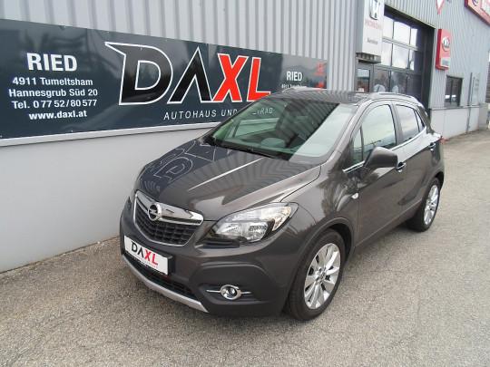 Opel Mokka 1,4 Turbo ecoflex Cosmo Start/Stop System bei BM || DAXL in