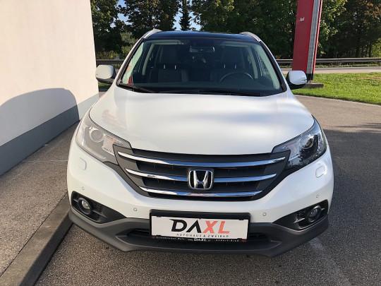 Honda CR-V 2,0i-VTEC Executive Aut. bei BM || DAXL in