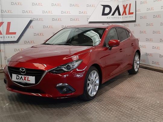 Mazda Mazda 3 Sport G120 Takumi bei BM || DAXL in
