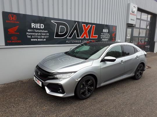 Honda Civic 1,0 VTEC Turbo Executive bei BM    DAXL in