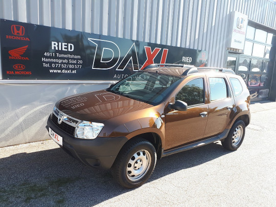 Dacia Duster Cool dCi 90 DPF bei BM || DAXL in