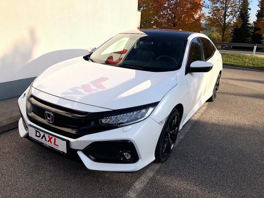 Honda Civic 1,0 VTEC Turbo Executive CVT Aut. bei BM    DAXL in