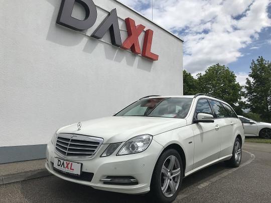 Mercedes-Benz E 250 T 4MATIC CDI Aut. bei BM || DAXL in