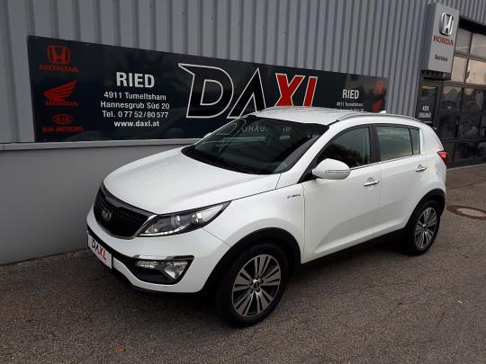 KIA Sportage Gold 2,0 CRDi AWD Aut. bei BM    DAXL in