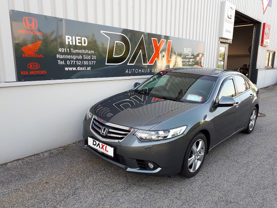 Honda Accord 2,2i-DTEC Lifestyle Aut. bei BM || DAXL in