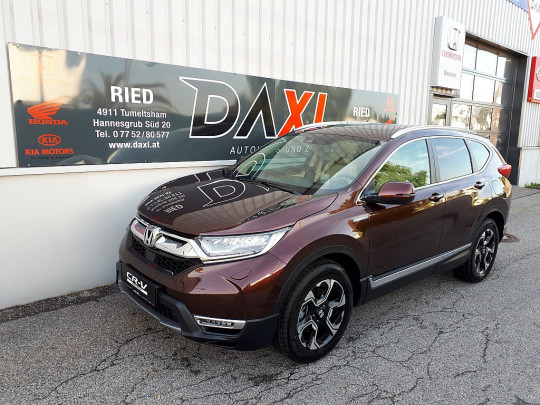 Honda CR-V 2,0 i-MMD Hybrid Executive AWD Aut. bei BM || DAXL in