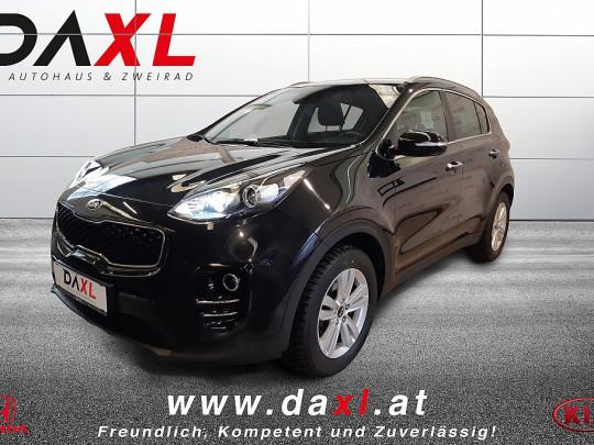 KIA Sportage 1,7 CRDI ISG Österreich Edition bei BM    DAXL in