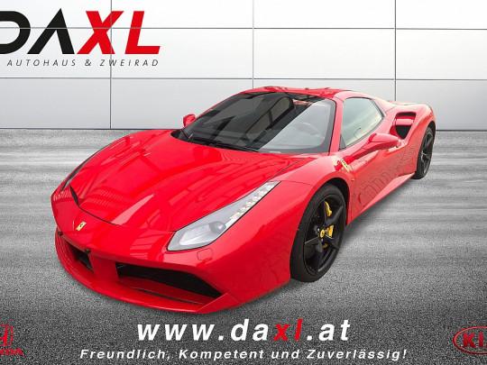 Ferrari 488 Spider bei BM || DAXL in