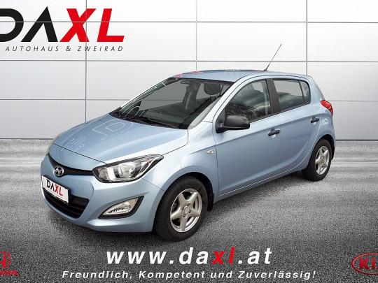 Hyundai i20 1,25 Life bei BM || DAXL in