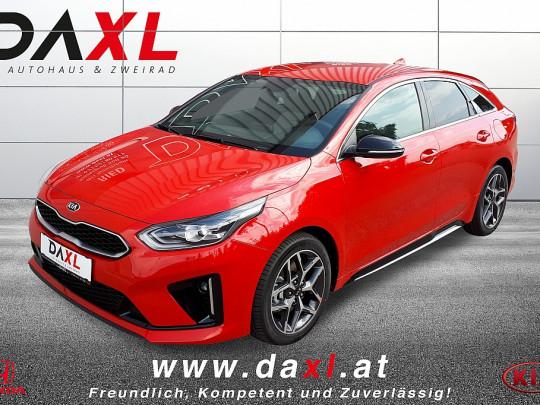KIA pro ceed 1,4 TGDI GPF GT-Line OE-Edition bei BM    DAXL in
