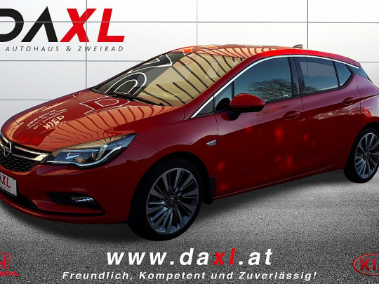 Opel Astra 1,4 Turbo Ecotec Direct Injection Dynamic Aut. bei BM || DAXL in