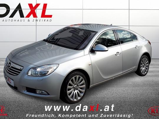 Opel Insignia 2,0 Edition CDTI DPF Ecotec bei BM || DAXL in