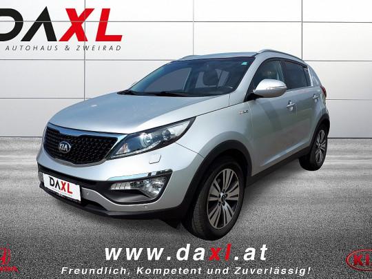 KIA Sportage Platin 2,0 CRDi AWD bei BM || DAXL in