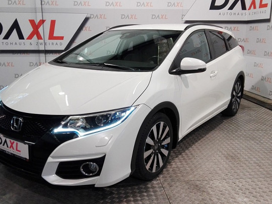 Honda Civic Tourer 1,6i-DTEC Elegance bei BM    DAXL in