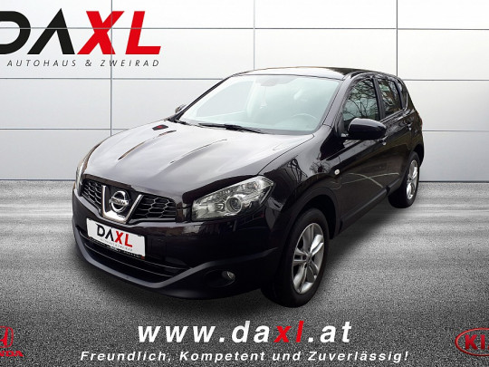 Nissan Qashqai 1,5 dCi Visia 2WD DPF bei BM    DAXL in