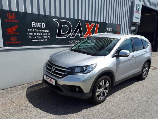 Honda CR-V 2,2i-DTEC Lifestyle DPF Aut. bei BM    DAXL in