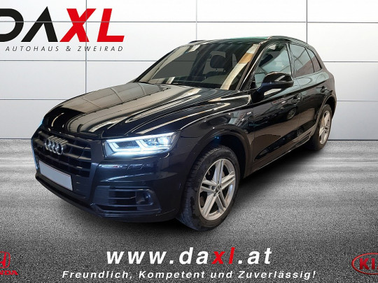 Audi Q5 3,0 TDI quattro sport Aut. bei BM    DAXL in