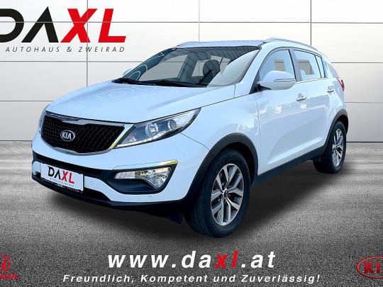 KIA Sportage Gold 1,7 CRDi 2WD bei BM || DAXL in
