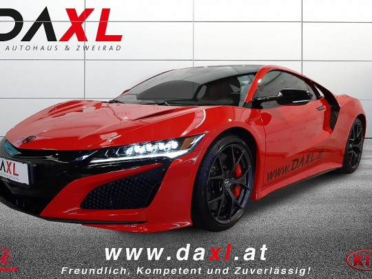 Honda NSX ACURA 3.5 Twin Turbo Hybrid bei BM || DAXL in