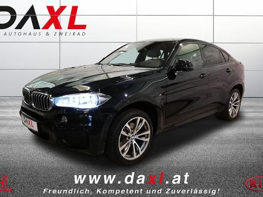 BMW X6 xDrive40d Sport Activity Coupé Österreich-Paket Aut. bei BM || DAXL in